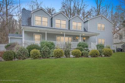 Atlantic Highlands, Highlands Single Family Home For Sale: 351 Navesink Avenue
