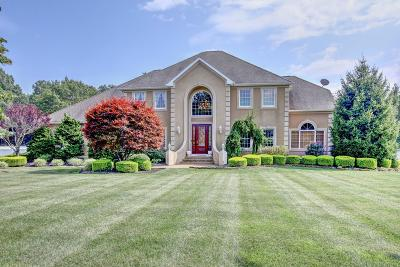 Toms River Single Family Home Under Contract: 1402 Vincenzo Drive