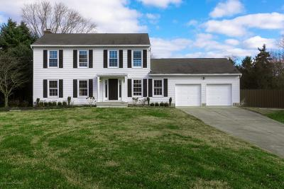 Toms River Single Family Home For Sale: 1819 Old Freehold Road