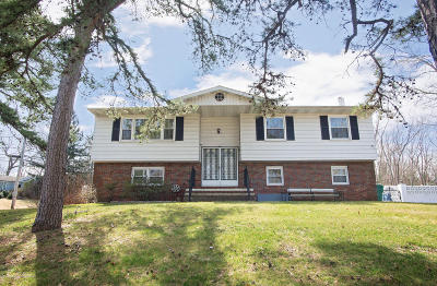 Jackson Single Family Home For Sale: 1 S Lakeview Drive