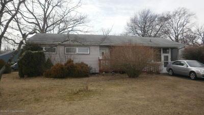 Brick Single Family Home For Sale: 744 Midstreams Road