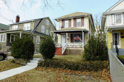 Asbury Park Single Family Home For Sale: 1131 1st Avenue
