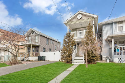 Asbury Park Single Family Home For Sale: 611 2nd Avenue