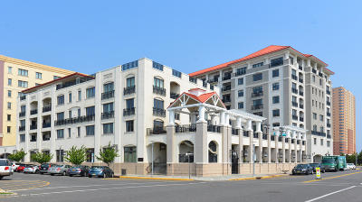 Asbury Park Condo/Townhouse For Sale: 1501 Ocean Avenue #2603