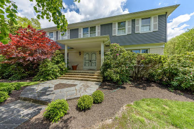 Ocean Twp Single Family Home For Sale: 9 Copperfield Court