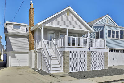 Manasquan Single Family Home For Sale: 13 Pershing Avenue