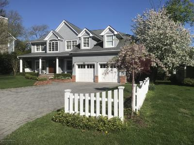Rumson Single Family Home For Sale: 16 N Cherry Lane