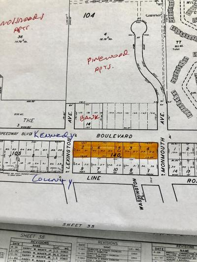 Residential Lots & Land For Sale: 318 Kennedy Boulevard