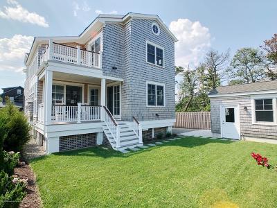 Bay Head Single Family Home For Sale: 813 Main Avenue
