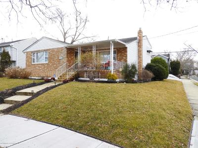 Asbury Park Single Family Home For Sale: 1508 4th Avenue