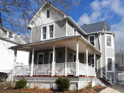 Asbury Park Single Family Home Under Contract: 1123 Monroe Avenue