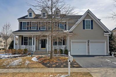 Manalapan Single Family Home For Sale: 30 Bristol Road