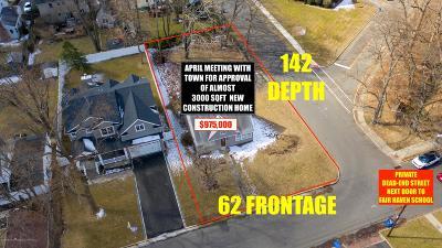 Fair Haven Single Family Home For Sale: 152 Oxford Avenue