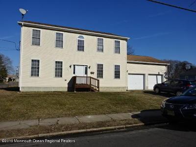 Neptune Township Single Family Home For Sale: 206 Union Avenue