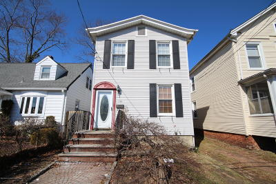 Aberdeen, Matawan Single Family Home For Sale: 130 Broad Street