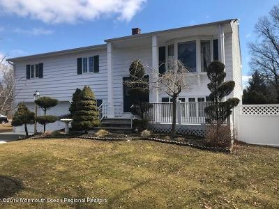 Middletown Single Family Home For Sale: 225 Harmony Road