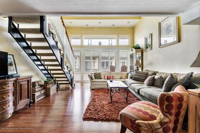 Long Branch Condo/Townhouse For Sale: 448 Ocean Avenue #28B