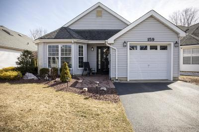 Freehold Single Family Home For Sale: 159 Cherry Tree Court