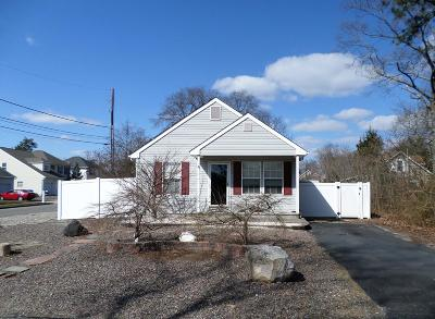 Ocean County Single Family Home Under Contract: 448 Ripley Court