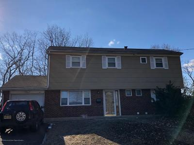 Hazlet Single Family Home For Sale: 4 Miriam Place
