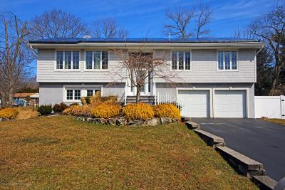 Aberdeen, Matawan Single Family Home For Sale: 92 Onyx Place