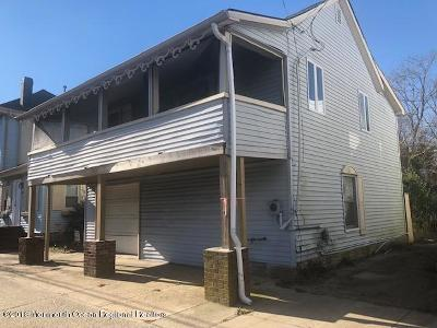 Point Pleasant Beach Single Family Home Under Contract: 607 Richmond Avenue #5