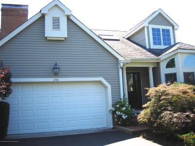 Monmouth County Condo/Townhouse For Sale: 246 Whispering Woods Court