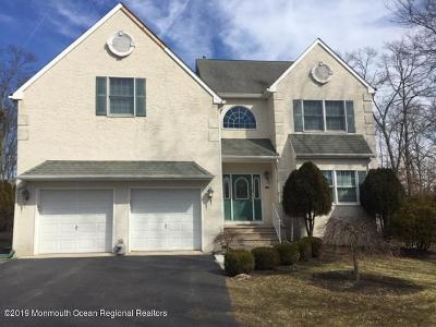 Eatontown Single Family Home For Sale: 309 Old Deal Road