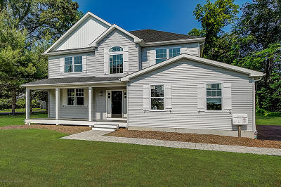 Middletown Single Family Home For Sale: 58 Tindall Road