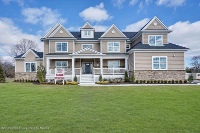 Toms River Single Family Home For Sale: 1177 Church Road #05