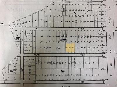 Residential Lots & Land For Sale: 124 W 4th Street