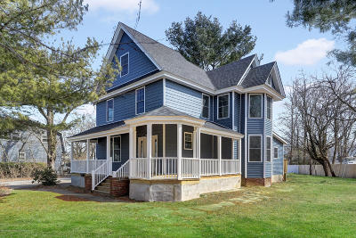 Point Pleasant Single Family Home For Sale: 914 Arnold Avenue