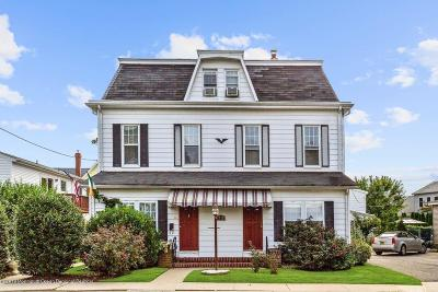 Spring Lake Condo/Townhouse Under Contract: 1712 Beverly Avenue #3