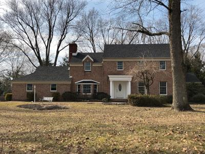 Colts Neck Single Family Home For Sale: 28 Sherwood Lane