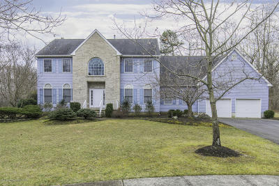 Eatontown Single Family Home For Sale: 23 Tess Court