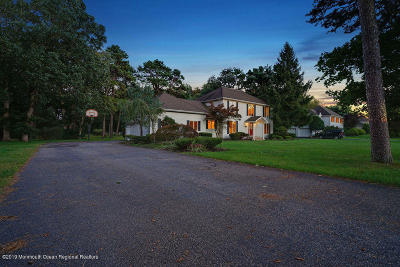 Toms River Single Family Home For Sale: 1228 Mercedes