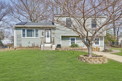 Ocean Twp Single Family Home For Sale: 1031 Raymere Avenue