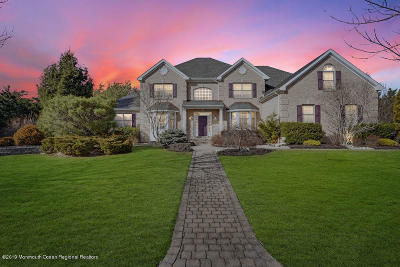 Toms River Single Family Home For Sale: 1859 Dino Boulevard
