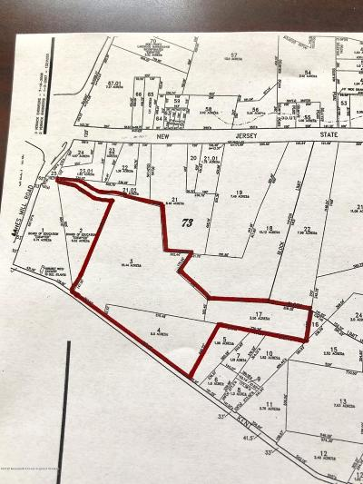 Howell Residential Lots & Land For Sale: 147 Kent Road