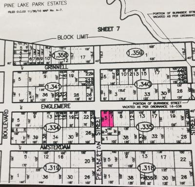 Residential Lots & Land For Sale: 1300 Englemere Boulevard