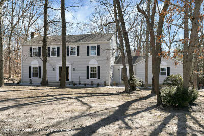 Millstone Single Family Home For Sale: 198 Stillhouse Road