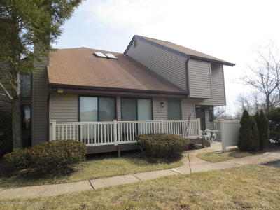 Ocean Twp Condo/Townhouse Under Contract: 25 Cotswold Circle