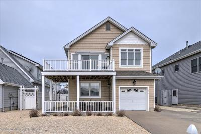 Seaside Park Single Family Home Under Contract: 206 Beach Drive
