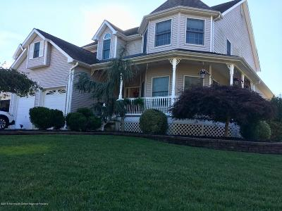Ocean County Single Family Home For Sale: 1218 Mercury Court