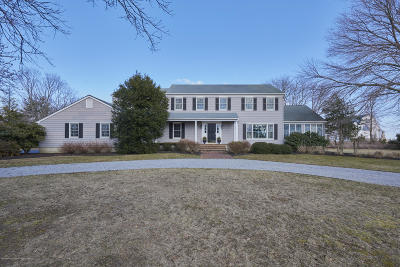 Rumson Single Family Home For Sale: 27 Tuxedo Road