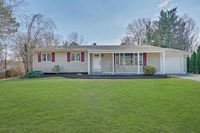 Toms River Single Family Home For Sale: 1095 Fairview Drive