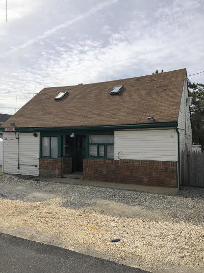 Seaside Park Single Family Home For Sale: 156 NW Central Avenue