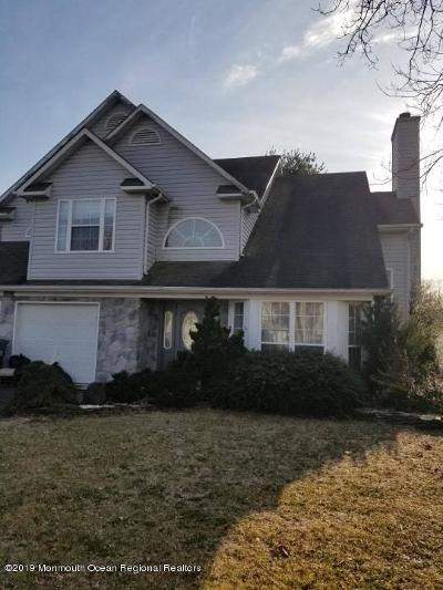 Toms River Single Family Home For Sale: 171 Christian Court