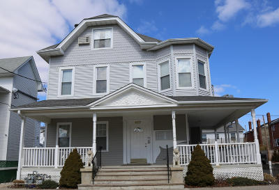 Asbury Park Rental For Rent: 407 6th Avenue
