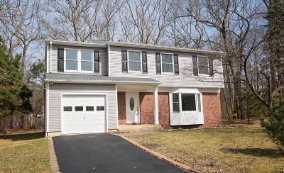 Howell Single Family Home For Sale: 16 Cobblestone Court